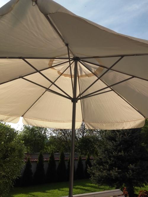 parasol ogrodowy - praktyczny i elegancki